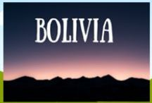 Bolivia Travel Inspiration / The best information, tips and itineraries for travel in Bolivia from around the web. Get your daily dose of Bolivia Travel Inspiration right here!