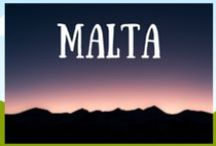 Malta Travel Inspiration / The best information, tips and itineraries for travel in Malta from around the web. Get your daily dose of Malta Travel Inspiration right here!