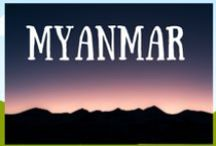Myanmar Travel Inspiration / The best information, tips and itineraries for travel in Myanmar from around the web. Get your daily dose of Myanmar Travel Inspiration right here!