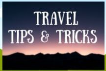 Travel Tips & Tricks / To travel well is to know all the great travel tips and tricks.  I've collected the best of the web on this board to help you travel better!