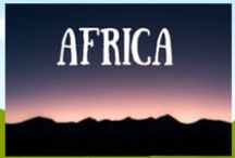 Africa Travel Inspiration / The best information, tips and itineraries for travel in Africa from around the web. Get your daily dose of Africa Travel Inspiration right here!