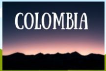 Colombia Travel Inspiration / The best information, tips and itineraries for travel in Colombia from around the web. Get your daily dose of Colombia Travel Inspiration right here!
