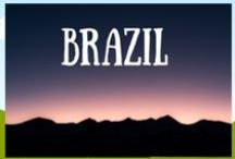 Brazil Travel Inspiration / The best information, tips and itineraries for travel in Brazil from around the web. Get your daily dose of Brazil Travel Inspiration right here!