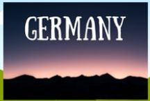 Germany Travel Inspiration / The best information, tips and itineraries for travel in Germany from around the web. Get your daily dose of Germany Travel Inspiration right here!