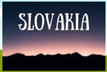 Slovakia Travel Inspiration / The best information, tips and itineraries for travel in Slovakia from around the web. Get your daily dose of Slovakia Travel Inspiration right here!