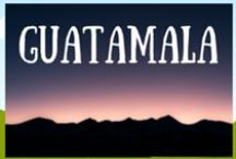 Guatamala Travel Inspiration / The best information, tips and itineraries for travel in Guatamala from around the web. Get your daily dose of Guatamala Travel Inspiration right here!