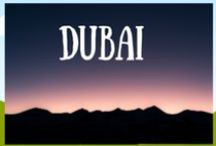 Dubai & UAE Travel Inspiration / The best information, tips and itineraries for travel in Dubai and the UAE from around the web. Get your daily dose of Dubai Travel Inspiration right here!
