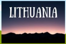 Lithuania Travel Inspiration / The best information, tips and itineraries for travel in Lithuania from around the web. Get your daily dose of Lithuania Travel Inspiration right here!