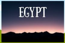 Egypt Travel Inspiration / The best information, tips and itineraries for travel in Egypt from around the web. Get your daily dose of Egypt Travel Inspiration right here!