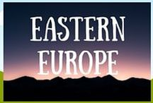 Eastern Europe Travel Inspiration / The best information, tips and itineraries for travel in Eastern Europe from around the web. Get your daily dose of European Travel Inspiration right here!