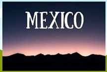 Mexico Travel Inspiration / The best information, tips and itineraries for travel in Mexico from around the web. Get your daily dose of Mexico Travel Inspiration right here!