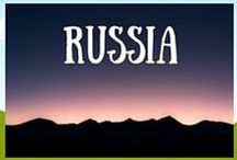 Russia Travel Inspiration / The best information, tips and itineraries for travel in Russia from around the web. Get your daily dose of Russia Travel Inspiration right here!