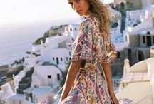 Beach Wear / Beach cover ups, shorts and dresses perfect for a summers day or a travel adventure