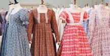 Women's Fashion - vintage / Beautiful dresses and clothing worn by women in the 20th century.