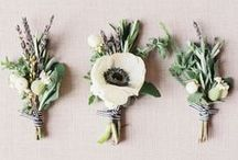 Weddings // Buttonholes