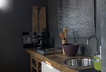 Kitchen / Kitchens that inspire me / by Melafrique