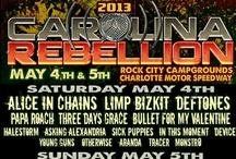 Carolina Rebellion 5/4/13 / Saturday, May 4th, 2013