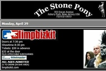 The Stone Pony 4/29/13 - Ashbury, NJ / The Stone Pony 4/29/13 - Ashbury, NJ  Stone Pony Events Schedule: http://www.stoneponyonline.com/schedule.html Tickets: http://www.ticketmaster.com/event/00004A68EF33FC84
