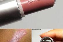 Makeup // Produtos e Resenhas / As melhores dicas sobre maquiagem // Tendências, comprinhas, resenhas de produtos, lançamentos do mercado e muito mais! Acesse o blog thaiinathios.com