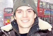 Henry Cavill AKA Superman / Henry Cavill... What I wouldn't give to meet this guy! He is so precious!