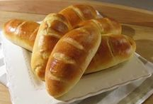 Boulangerie / Breads and Brioches...homemade bakery goods!