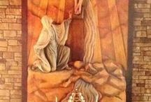 religion / rey de reyes / by Paula Hierro