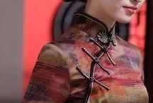 Qipao - 旗袍 / Qipao - 旗袍