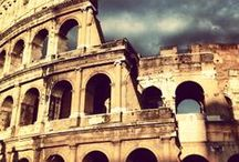 Bella Roma / Check out some stops during our Rome #biketours. Famous highlights and secret ancient streets!