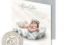 Geboortekaartjes met foto / Exclusieve Sprookjes en foto Geboortekaartjes met de foto van je eigen kindje.   Sprookjesgeboortekaartjes