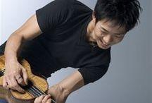 Ukulele Musician Jake Shimabukuro / by Chicka Dee