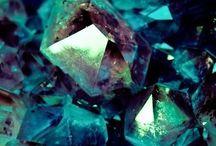 ett magiskt liv / naturens glitter kristaller magi inspiration meditation sinnesro