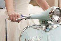 Something Blue / Cerulean blues, oceans, skies & fashion to add a touch of blue to your wedding day.