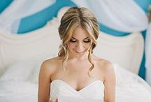 As Seen In / A collection of lovely Pearl Bridal features.