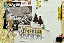 Scrap y Journal / Scrapbooking y otras técnicas