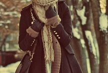 Autumn/winter inspiration