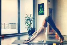 Yoga / Yoga poses, inspiration, sequences, and quotes.