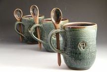 I Spy... (By Others) / Here are some examples of pottery by others that I appreciate from an artist's perspective.