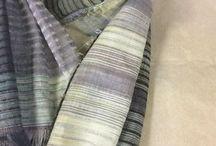 Fabric, Stole, 織物 / Nishijin-ori Weaving, 西陣織
