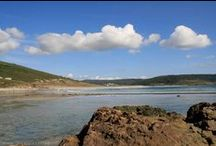 GOGALICIA - Best beaches / Our houses are in the Ría de Muros y Noia, one of the most beautiful estuaries in Spain, with wonderful beaches where to enjoy some family time or simple be at one with nature.