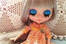 Blythe forever / Blythe, custom and patterns