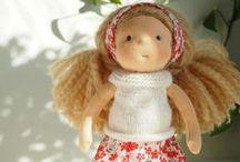 Duniasha Toys - Waldorf dolls and toys / Waldorf dolls and toys made by Duniasha Toys