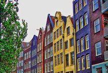 Traveling Inspiration Amsterdam
