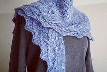 Finished Objects / Items knit or spun with Highland Handmades' yarns or fibers.