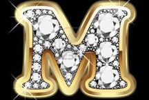 M for Mary / Jewellery