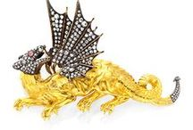Dragon / Fine Jewellery