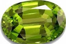 Peridot / Jewellery