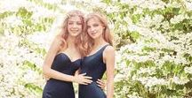 Bridesmaid Dresses | Hayley Paige Occasions / The award winning Occasions collection has emerged as the world's bridesmaid fashion leader. Occasions features superior craftsmanship, sumptuous fabrics and fashion-forward colors.