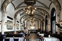 Restaurant & Hotel Interior