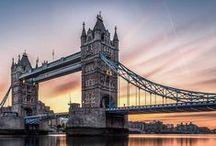 Traveling Inspiration London