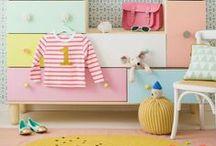 Lovely rooms for kids / by fée pas ci, fée pas ça